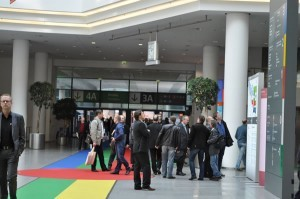 Fensterbau/frontale opened with exhibitors saying attendees are interested in quality and colors.