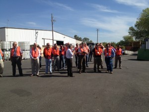 Attendees of last year's Industry Wide event receieved a tour of Sunset Moulding, among others.