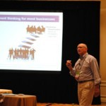 Tom Angelis from Angelis Consulting talked about how to measure return on marketing and sales investments.