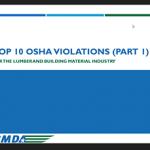 OSHA webinar