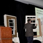 Jim Snyder, a Memphis-based window replacement specialist, urged AAMA members to keep future replacement needs in mind when designing new-construction windows.
