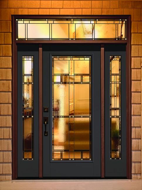 Tru doors therma tru entry doors landing compressor for Therma tru classic craft american style collection