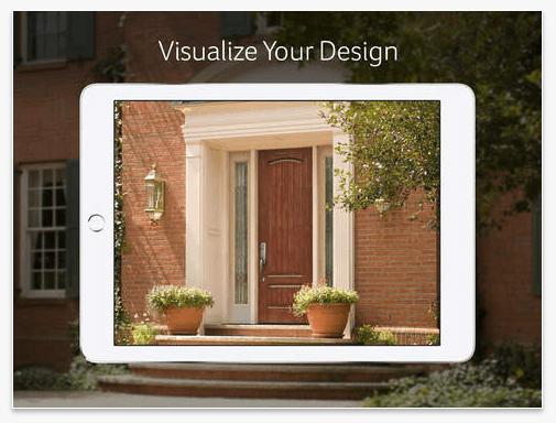 Provia Exterior Home Design Tool App