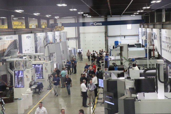 CMS North America Highlights Automation, New Showroom at